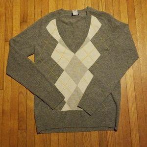 J. Crew Cashmere Sweater Size Medium