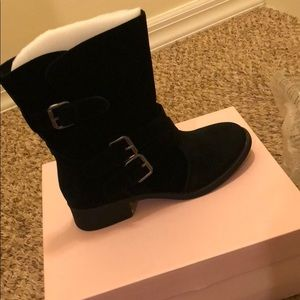 Brand new in box Just Fab Booties
