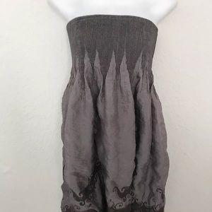 Lapis Anthropology Woman One Size Dress