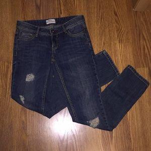 Holy Aeropostale Jeans