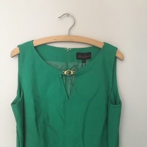 958891eef7 Luisa Spagnoli Dresses - Luisa Spagnoli•Jade Green Dress