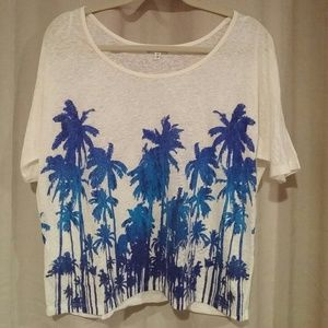 Summer Palms Tee