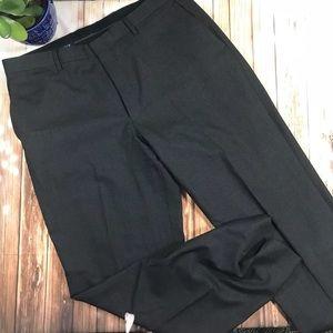 J. Crew charcoal dress pants