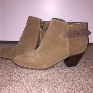 Guess Suede Booties
