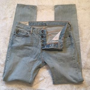 NWOT Mens Abercrombie and Fitch jeans 34/34
