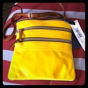 NWT Dooney&Bourke crossbody bag