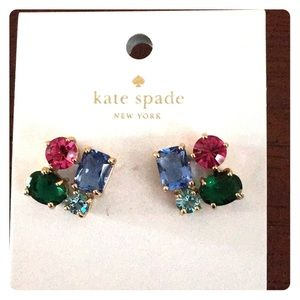 Authentic Kate Spade multicolor Earrings
