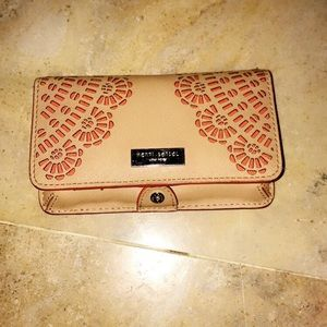 Henri Bendel authentic phone wallet case
