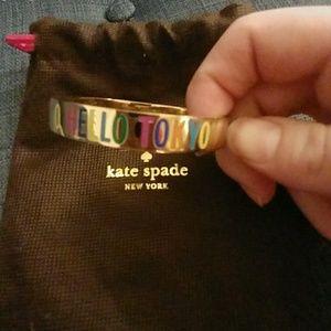 Kate Spade Hello Tokyo bracelet
