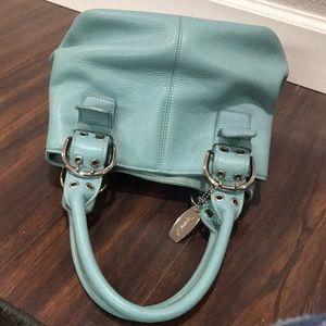Tignanello leather purse!