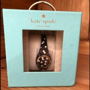 Kate Spade polka dot activity tracker