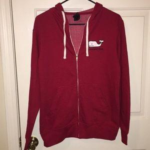 Vineyard Vines zip up jacket