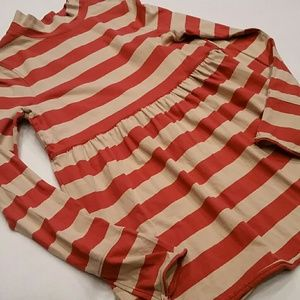 We The Free People Mod About It Striped Babydoll