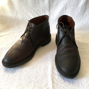 Alden Brown Chukka Boots 🇺🇸