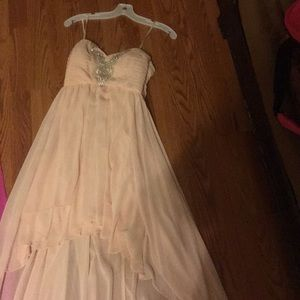 Prom dress. Worn once. Size 3