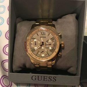 Woman's Guess watch