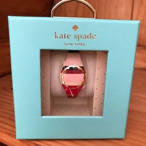 Kate Spade New York stripe activity tracker