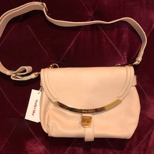 SEE BY CHLOE NUDE CROSSBODY NWT