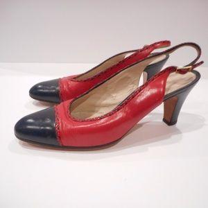 Chanel Women's size 9 Slingback Heels