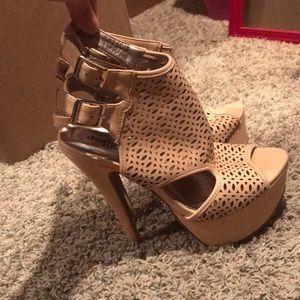 Charlotte Rousse heels
