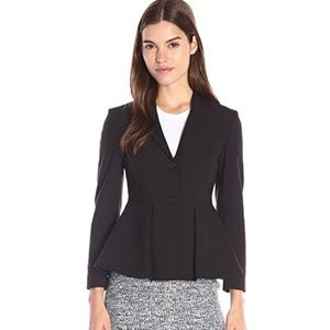 Theory Braneve Approach 2 Black Blazer NWT