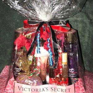 XL Large Victoria Secret Gift Set NEW 21pc HOLIDAY