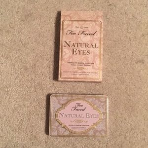 Too faced natural eyes pallet