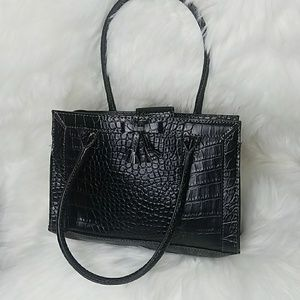 Small textured Liz Claiborne bag