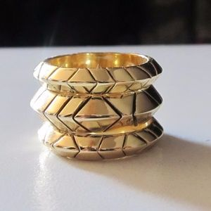 House of Harlow Ring Stack - NWOT