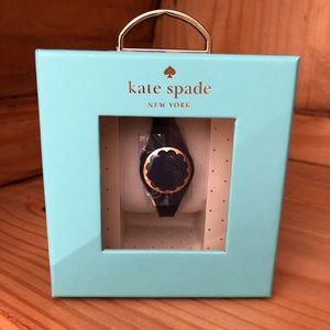 Kate Spade navy activity tracker