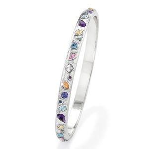 • Brighton • Bejeweled Thin Bangle
