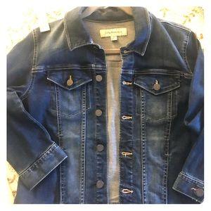 New womens Calvin klein jeans jacket