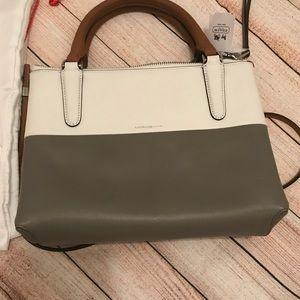 ⭐️COACH colorblock retro handbag NEW ⭐️