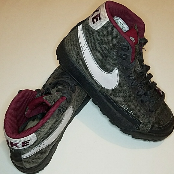 finest selection d48c9 35757 ... authentic ebay nike air acg tweed high top sneakers 0e726 6cf11 99344  d8510