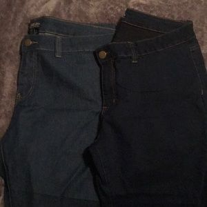 Forever 21 size 18 jeggings
