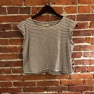 Madewell Crop Top