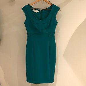 Gorgeous green dress. Wear to work or parties!