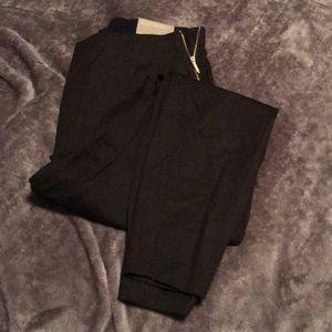 H&M Black super slim pant size 20
