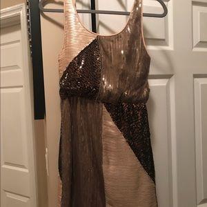 Alice + Olivia Sequin Dress!