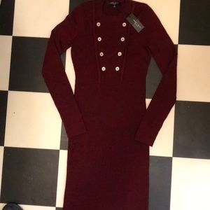 Romeo & Juliet Couture sweater dress