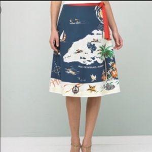 J. Crew Bahamas skirt