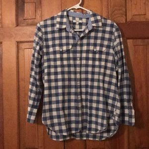 Madewell Button Down