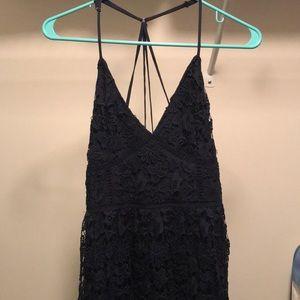 Hollister dress NWT Navy Dress