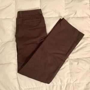 Banana Republic Brown Dress Pants Slacks Straight