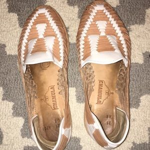 Madewell Chamula™ cancun huarache shoes