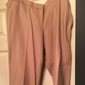 NWT J Crew Wool City Fit Pants