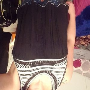 Hollister Co small baby doll top