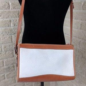 Dooney & Burke Vintage Crossbody Legacy Bag