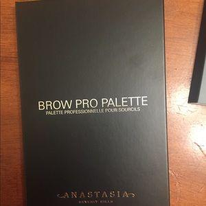Anastasia PRO brow palette w/ free gift