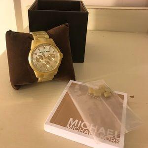 Michael Kors MK5039 Horn Watch